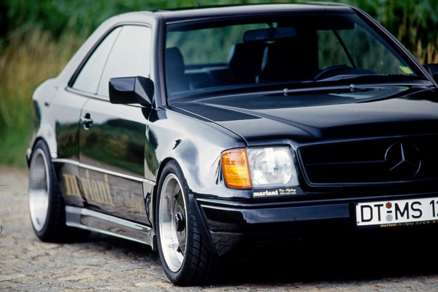 Mariani Mercedes Benz W124 E BMW E34 5er Tuning 3 Video: Mariani Mercedes Benz W124 E und BMW E34 5er