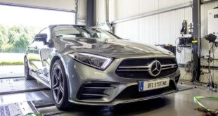 Mercedes AMG Chiptuning CLS 53 DTE 4 310x165 Mercedes AMG CLS 53 mit 505 PS & 645 Nm by DTE