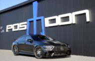 Mercedes AMG GT 4 T%C3%BCrer Coup%C3%A9 Tuning Posaidon X 290 1 190x122 880 PS Mercedes AMG GT 4 Türer Coupé von Posaidon