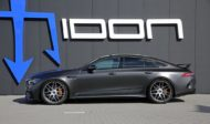 Mercedes AMG GT 4 T%C3%BCrer Coup%C3%A9 Tuning Posaidon X 290 2 190x112 880 PS Mercedes AMG GT 4 Türer Coupé von Posaidon