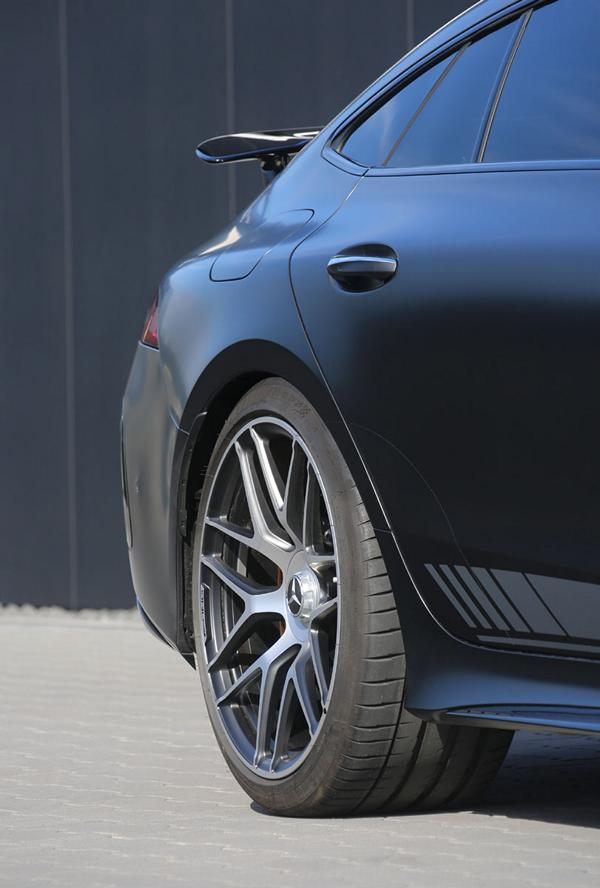 Mercedes AMG GT 4 T%C3%BCrer Coup%C3%A9 Tuning Posaidon X 290 4 880 PS Mercedes AMG GT 4 Türer Coupé von Posaidon