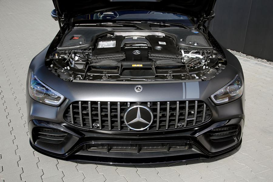 Mercedes AMG GT 4 T%C3%BCrer Coup%C3%A9 Tuning Posaidon X 290 8 880 PS Mercedes AMG GT 4 Türer Coupé von Posaidon