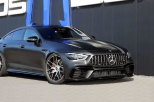 Mercedes AMG GT 4 Türer Coupé Tuning Posaidon X 290 Header 310x205 880 PS Mercedes AMG GT 4 Türer Coupé von Posaidon