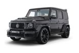 "Mercedes BRABUS G V12 900 ONE OF TEN W463A 2019 Tuning 1 155x104 Irre   Mercedes BRABUS G V12 900 ""ONE OF TEN"" (W463A)"