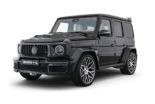 "Mercedes BRABUS G V12 900 ONE OF TEN W463A 2019 Tuning 17 155x104 Irre   Mercedes BRABUS G V12 900 ""ONE OF TEN"" (W463A)"