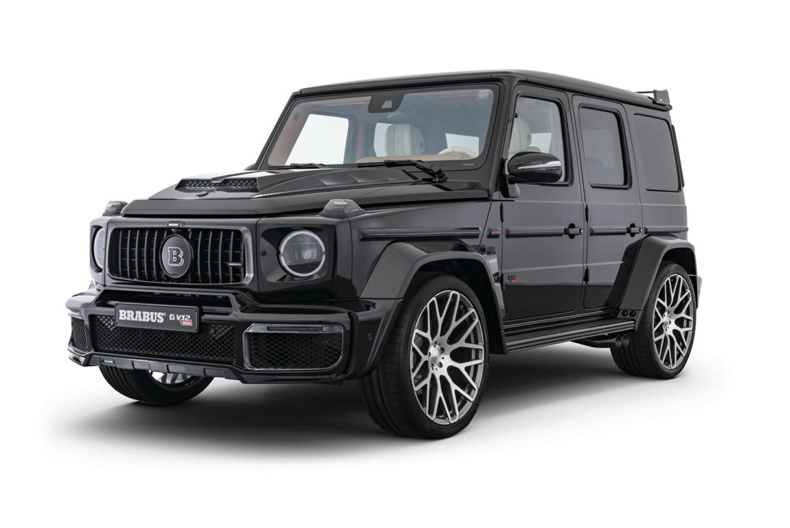 "Mercedes BRABUS G V12 900 ONE OF TEN W463A 2019 Tuning 17 Irre   Mercedes BRABUS G V12 900 ""ONE OF TEN"" (W463A)"