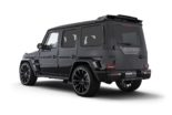 "Mercedes BRABUS G V12 900 ONE OF TEN W463A 2019 Tuning 19 155x104 Irre   Mercedes BRABUS G V12 900 ""ONE OF TEN"" (W463A)"