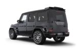 "Mercedes BRABUS G V12 900 ONE OF TEN W463A 2019 Tuning 2 155x104 Irre   Mercedes BRABUS G V12 900 ""ONE OF TEN"" (W463A)"