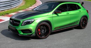 Mercedes Benz GLA Manhart Performance GLA 400 Tuning 2 310x165 BMW Z4 M mit V10   der 621 PS MANHART MHZ4 600!