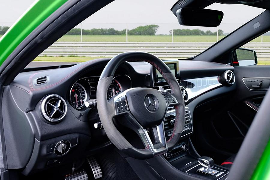 Mercedes Benz GLA Manhart Performance GLA 400 Tuning 3 Mercedes Benz GLA als Manhart Performance GLA 400