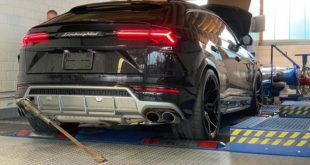 PP Performance Lamborghini Urus Chiptuning 1 310x165 PP Performance Lamborghini Urus with 764PS and 986NM