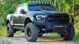 PaxPower Ford F 150 Platinum Widebody V8 Tuning 12 155x87 PaxPower Ford F 150 Platinum Raptor mit 700 PS V8