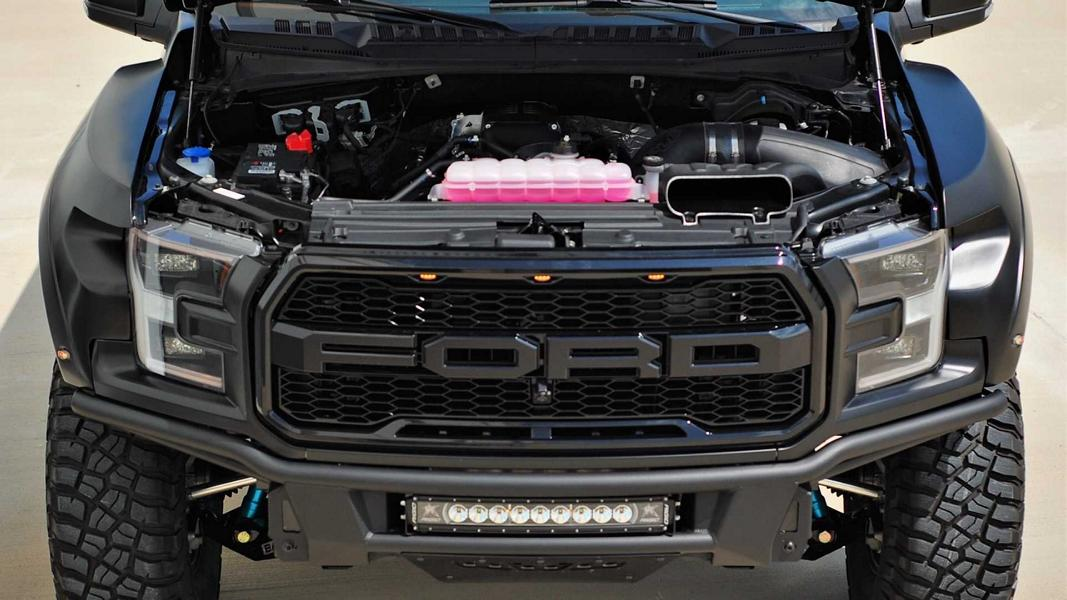 PaxPower Ford F 150 Platinum Widebody V8 Tuning 16 PaxPower Ford F 150 Platinum Raptor mit 700 PS V8