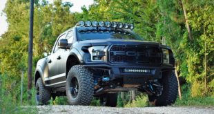 PaxPower Ford F 150 Platinum Widebody V8 Tuning 8 310x165 Hoch hinaus: Tuscany Ford F 150 Black Ops Edition Pickup