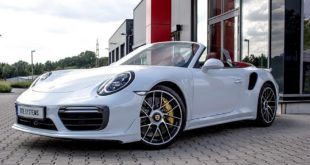 Porsche 911 3.8 Turbo S DTE Chiptuning 1 310x165 680 PS Porsche 911 (991) TurboRS auf Vossen Wheels