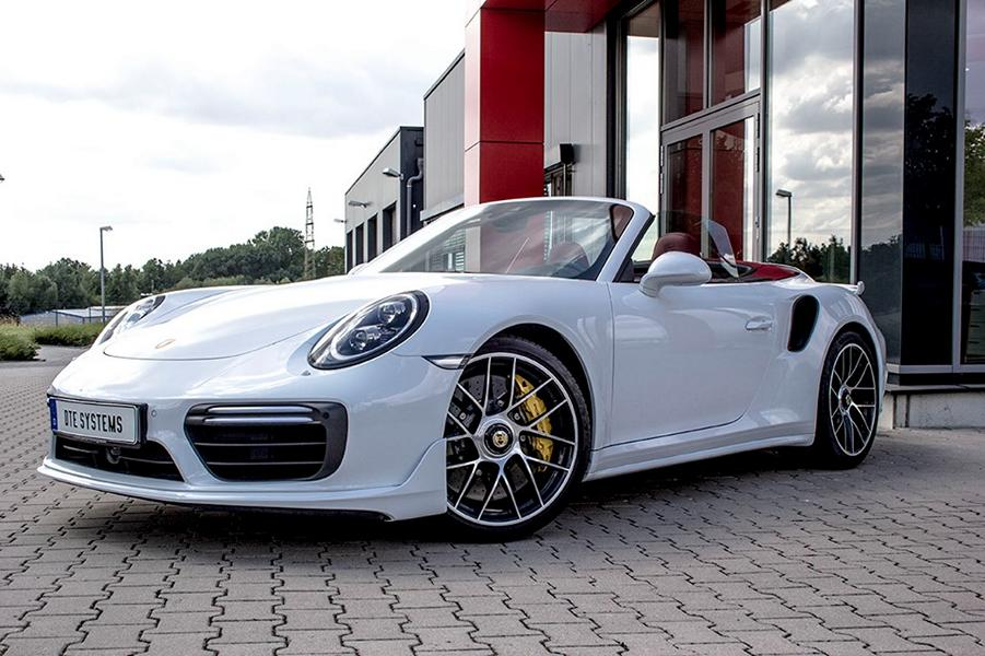 Porsche 911 3.8 Turbo S DTE Chiptuning 1 646 PS & 837 NM im DTE Porsche 911 (991.2) Turbo S