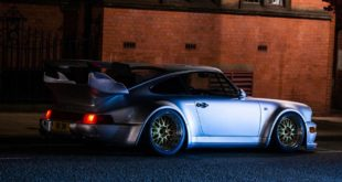 RWB Widebody Porsche 911 964 Turbo Work Mesh Wheels Tuning 9 310x165 Restomod 1959 Porsche 356 Speedster von Emroy Motorsports