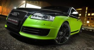 Tuning Vilner Interieur Audi RS6 Avant C6 Tuning Header 1 310x165 Green touched   Vilner Interieur im Audi RS6 Avant (C6)