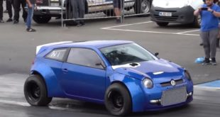 Widebody VW Lupo BiMoto mit 1.800 PS 310x165 Video: Widebody VW Lupo BiMoto mit 1.800 PS