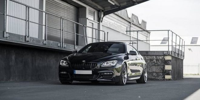 M&D Exclusive Cardesign BMW (F06) 640i Gran Coupé