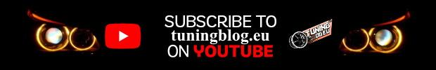 youtube tuningblog.eu  21 Zoll Vossen Wheels VPS 310 am roten Nissan GT R
