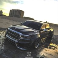 2019 Dodge Ram 1500 Widebody Pickup Airride Tuning 4 190x190 Rendering: 2019 Ram 1500 Widebody Pickup mit Airride