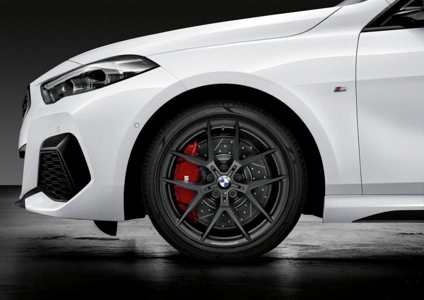 2020 BMW 2er Gran Coupé F44 M Performance Parts Tuning 7 2020 BMW 2er Gran Coupé (F44) mit M Performance Parts