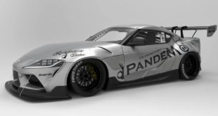 2020 Toyota Supra Pandem Widebody Kit Tuning 5 310x165 Preview2   2020 Toyota Supra mit Pandem Widebody Kit