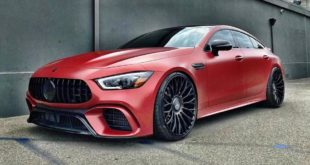 24 Zoll Vollfolierung Mercedes AMG GT63 4 Door Coupé X290 Tuning Header 310x165 24 Zoll u. Vollfolierung am Mercedes AMG GT63 4 Door Coupé
