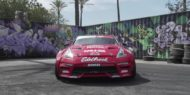 750 PS Nissan 370Z V8 Driftcar Widebody Kit Tuning 1 190x95 Video: 750 PS Nissan 370Z V8 Driftcar mit Widebody Kit