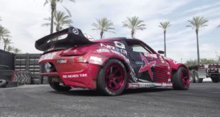 750 PS Nissan 370Z V8 Driftcar Widebody Kit Tuning 3 310x165 Video: Dragrace   Porsche Cayenne, AMG G63, Bowler Bulldog & BMW X4 M
