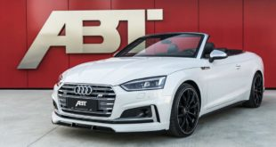 ABT Sportsline Audi S5 Cabrio 2017 Tuning 310x165 ABT Sportsline Bodykit am 2017 Audi A5 (S5) Cabrio/Coupe (F5)