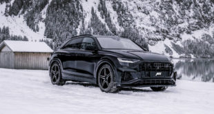 ABT Sportsline Audi SQ8 4M Bodykit Tuning 1 1 310x165 Erstes Tuning 2020 ABT Audi RS6 (C8) mit 700 PS & 880 NM