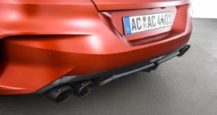 AC Schnitzer BMW Z4 M40i Cabrio G29 Tuning 310x165 Video: Soundcheck   2018 Ford Mustang GT 1250R BiTurbo