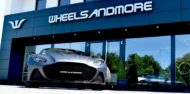 Aston Martin DBS Superleggera 22 Zoll Tuning Wheelsandmore 1 190x94 830 PS Aston Martin DBS Superleggera auf 22 Zöllern