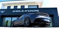 Aston Martin DBS Superleggera 22 Zoll Tuning Wheelsandmore 10 190x94 830 PS Aston Martin DBS Superleggera auf 22 Zöllern