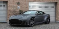 Aston Martin DBS Superleggera 22 Zoll Tuning Wheelsandmore 12 190x94 830 PS Aston Martin DBS Superleggera auf 22 Zöllern