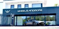 Aston Martin DBS Superleggera 22 Zoll Tuning Wheelsandmore 13 190x94 830 PS Aston Martin DBS Superleggera auf 22 Zöllern
