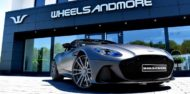 Aston Martin DBS Superleggera 22 Zoll Tuning Wheelsandmore 16 190x94 830 PS Aston Martin DBS Superleggera auf 22 Zöllern