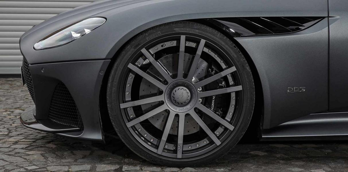 Aston Martin DBS Superleggera 22 Zoll Tuning Wheelsandmore 4 830 PS Aston Martin DBS Superleggera auf 22 Zöllern