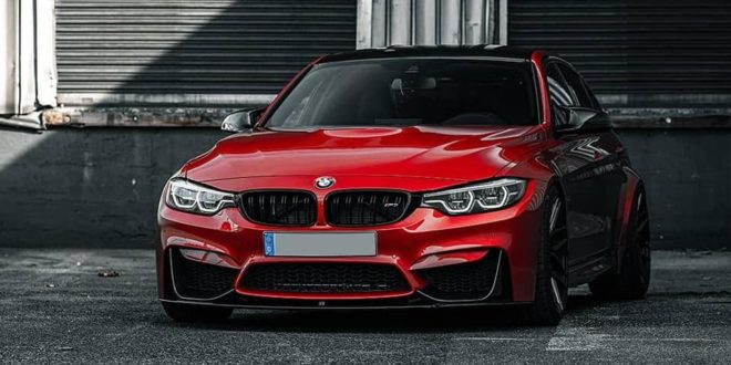 BMW F80 M3 Competition von M&D auf Z-Performance Alus