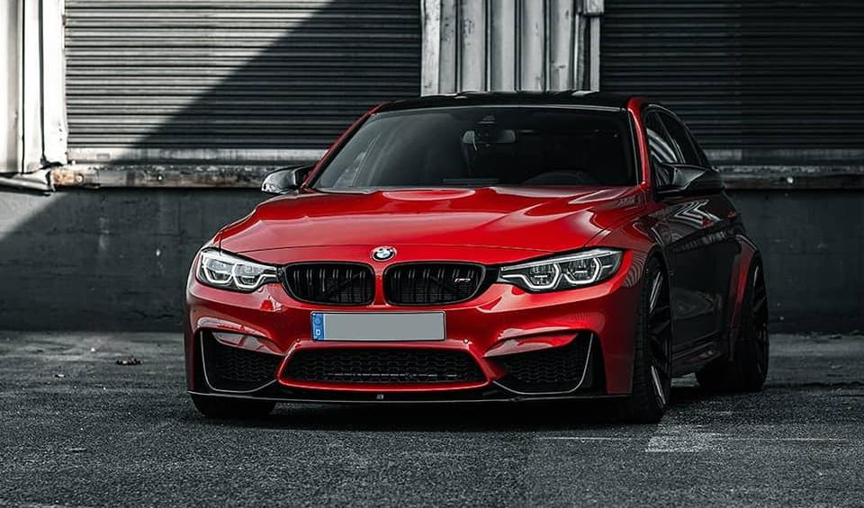 BMW F80 M3 Competition MD Z Performance Tuning 1 1 BMW F80 M3 Competition von M&D auf Z Performance Alus