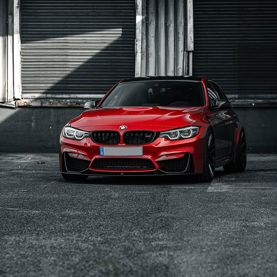 BMW F80 M3 Competition MD Z Performance Tuning 1 BMW F80 M3 Competition von M&D auf Z Performance Alus