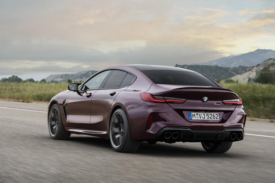 BMW M8 Gran Coup%C3%A9 F93 M8 Competition Gran Coup%C3%A9 31 BMW M8 Gran Coupé und M8 Competition Gran Coupé