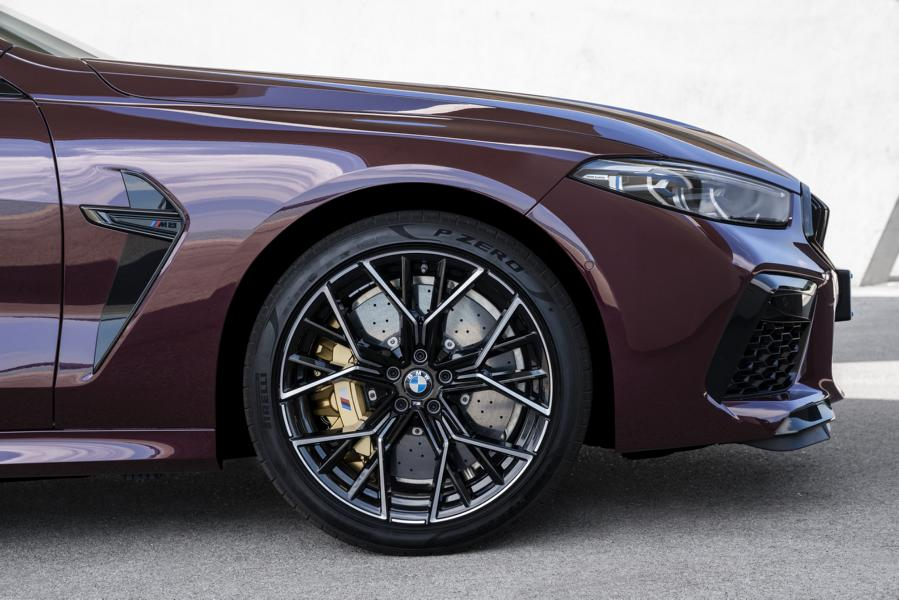 BMW M8 Gran Coup%C3%A9 F93 M8 Competition Gran Coup%C3%A9 4 BMW M8 Gran Coupé und M8 Competition Gran Coupé