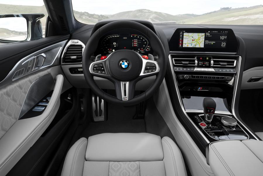 BMW M8 Gran Coup%C3%A9 F93 M8 Competition Gran Coup%C3%A9 51 BMW M8 Gran Coupé und M8 Competition Gran Coupé