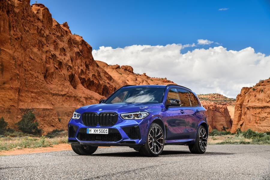 BMW X5 M Competition F95 Tuning V8 21 Der neue BMW X5 M & X6 M Competition (F95 & F96)