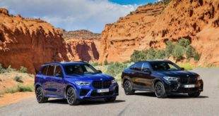 BMW X5 M X6 M Competition F95 F96 6 310x165 2020 BMW 2er Gran Coupé (F44) mit M Performance Parts