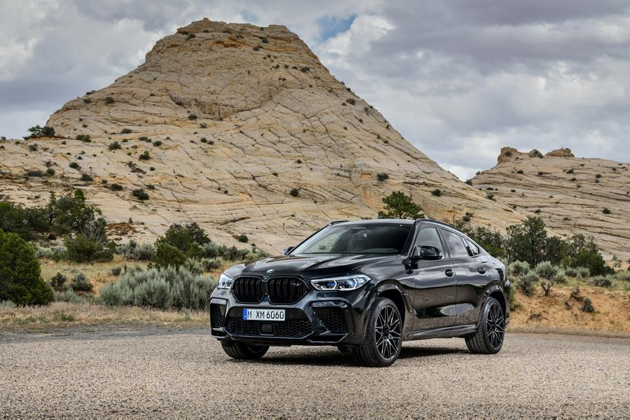 BMW X6 M Competition F96 Tuning V8 20 Der neue BMW X5 M & X6 M Competition (F95 & F96)