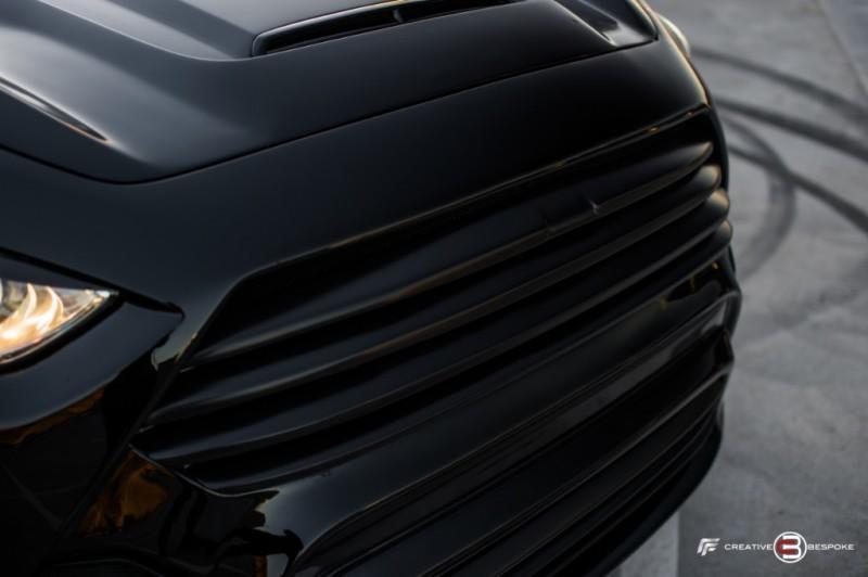 Creative Bespoke Infiniti QX70 Widebody SUV Tunig 34 Böses Teil   Creative Bespoke Infiniti QX70 Widebody SUV